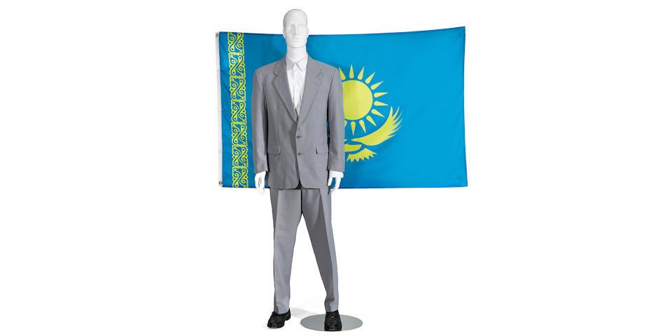 """A Sacha Baron Cohen """"Borat"""" suit"""