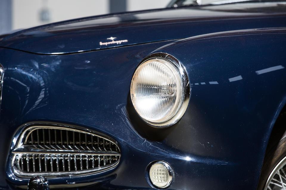 <b>1952 ALFA ROMEO 1900C SPRINT COUPE  </b><br />Chassis no. AR1900C*01227 <br />Engine no. AR1308*00218