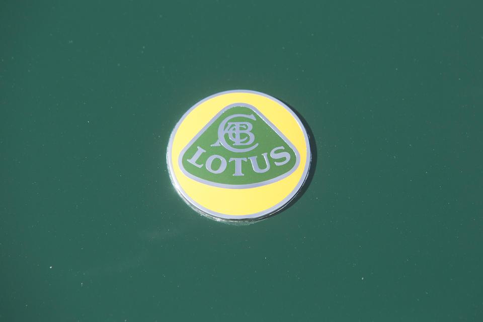 <b>1995 LOTUS  ESPRIT S4s COUPE  </b><br />VIN. SCCFD30C3SHF63141 <br />Engine no. LN910950929051T