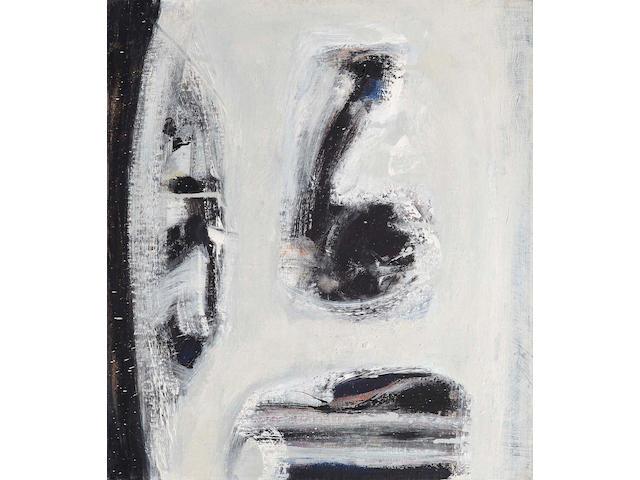 Sam  Francis (1923-1994) Untitled (SFF.46) (SFP 48-21), 1948 18 x 16 in. (45.7 x 40.6 cm)