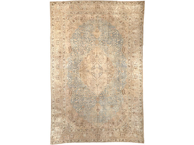 A Tabriz carpet Northwest Persia size approximately 11ft. 6in. x 17ft. 8in.