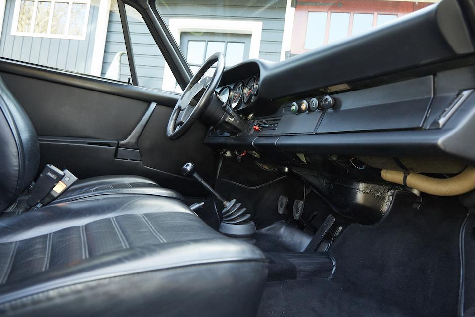 <i>One of only 518 Euro Carrera MFI Coupes produced in 1975</i><br /><b>1975 PORSCHE 911 CARRERA 2.7 COUPE  </b><br />Chassis no. 911 560 0414 <br />Engine no. 6650569