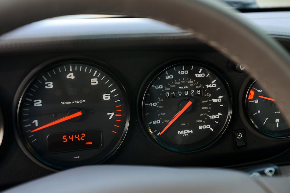 <i>Last of the air-cooled Turbos, less than 15,000 original miles</i><br /><b>1997 PORSCHE 911 TURBO  </b><br />VIN. WP0AC2993VS375997