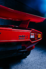 <i>Weber carbureted, less than 10,500km from new</i><b><br />1983 LAMBORGHINI COUNTACH LP500S </b><br />VIN. ZA9C00500CLA12540