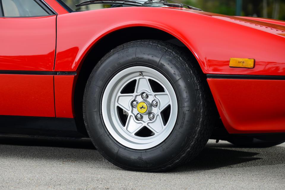 <i>2014 Cavalino Platinum award winning</i><br /><b>1977 FERRARI 308 GTB COUPE  </b><br />Chassis no. 23031 <br />Engine no. 23031