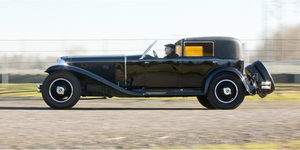 The Hollywood Cord: A Rare Custom Bodied 1930 L-29 Town Car