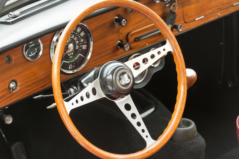 <b>1963 TRIUMPH VITESSE SPORTS 6 CONVERTIBLE  </b><br />Chassis no. HB3794 L6V <br />Engine no. KD56703E