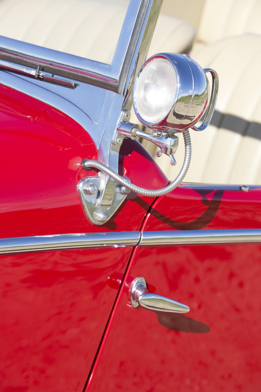 <i>The ex-Baronet Sir Everard Scarisbrick, William Lassiter Jr., Paul Karassik</i><br /><b>1934 MERCEDES-BENZ 500K FOUR-PASSENGER TOURER  </b><br />Chassis no. 123689 <br />Engine no. 123689