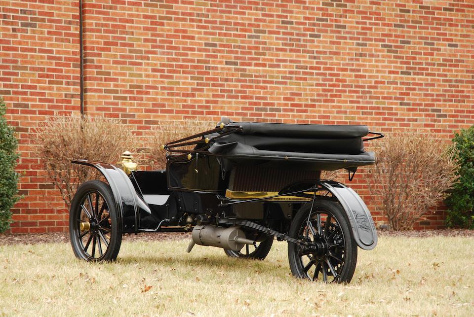 <b>1911 KELSEY MOTORETTE TRIKE  </b>Chassis no. 290