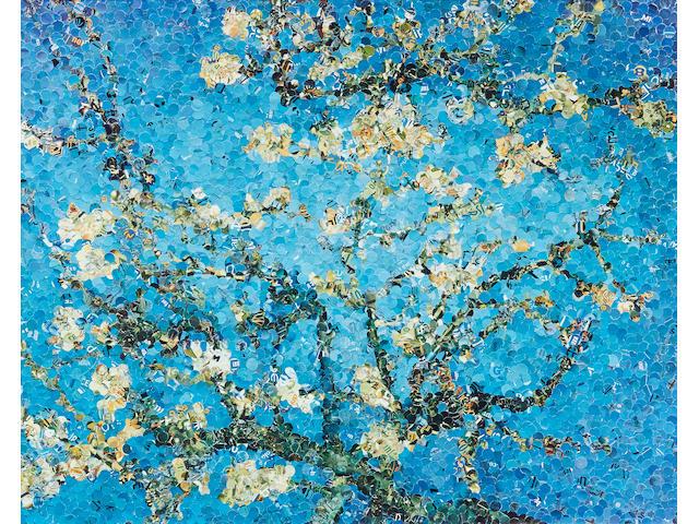 VIK MUNIZ (b. 1961) Almond Blossom, 2005