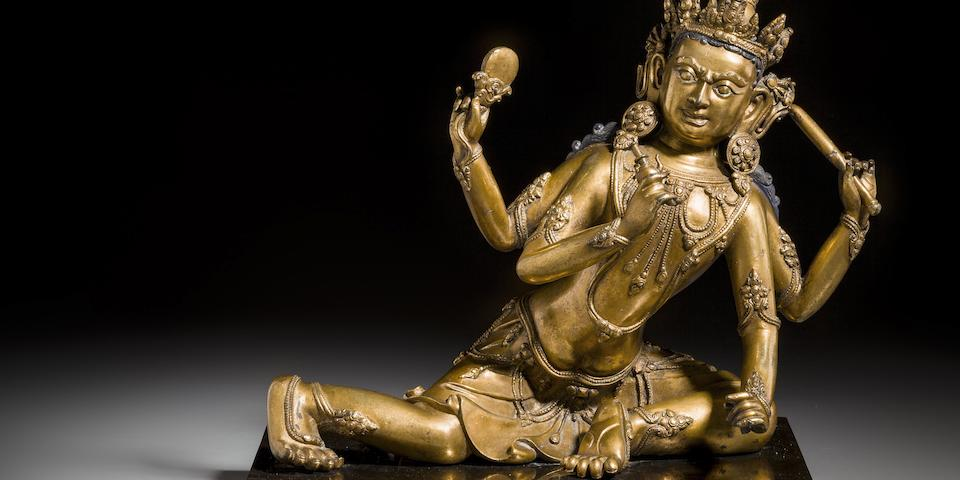 Indian, Himalayan & Southeast Asian Art: Hindu Deity Fetches $893,000 as Auction Makes $5.7 Million