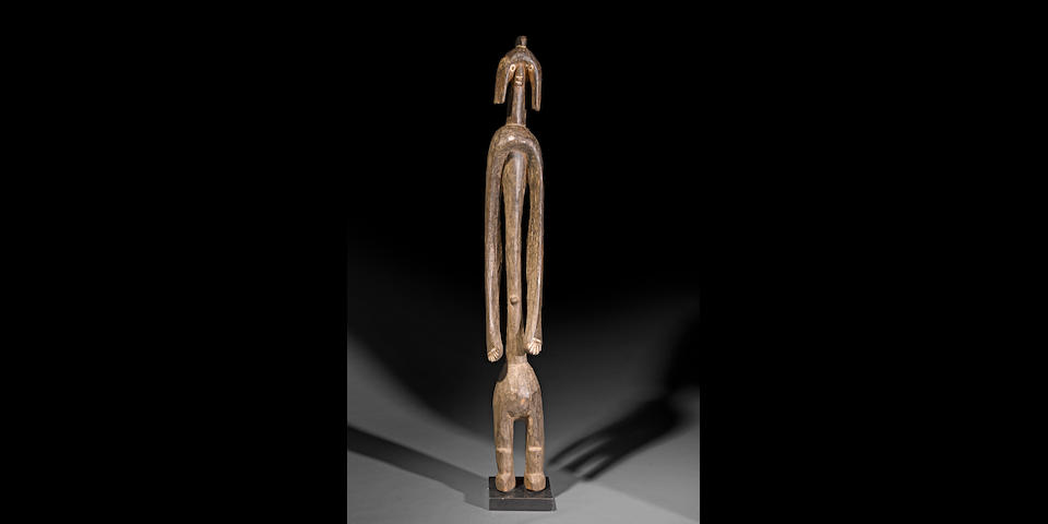 Mumuye Ancestral Figure, Nigeria