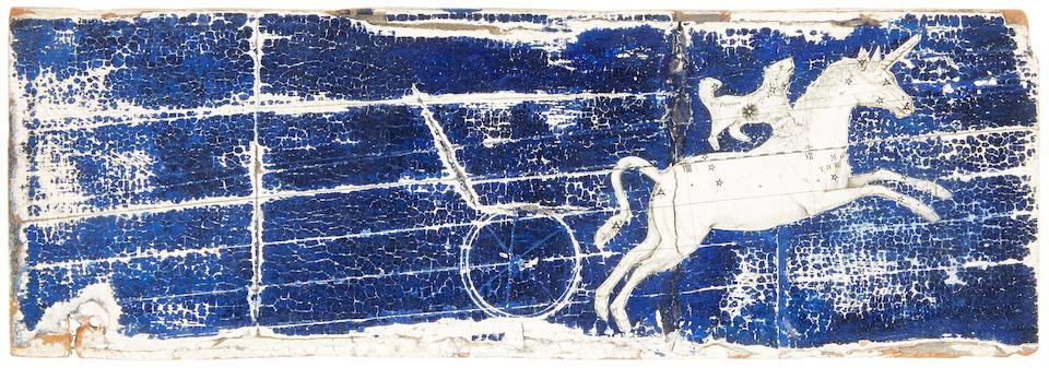 JOSEPH CORNELL (1903-1972)  Carrousel, 1950