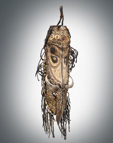 Iatmul Mask, Middle Sepik River, Papua New Guinea
