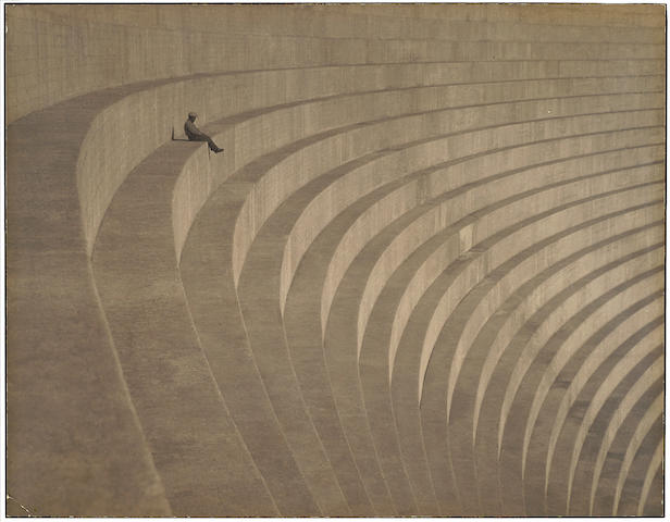 Hiromu Kira (1898-1991); The Thinker;