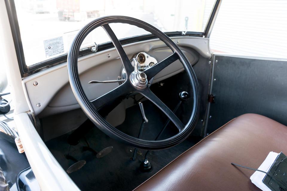 <b>1929 Ford Model A Roadster Pickup  </b><br />Engine no. CA112717