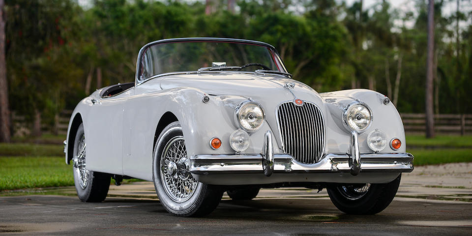 1958 Jaguar XK150 Open Two Seater  Chassis no. S830174DN Engine no. V2655-8