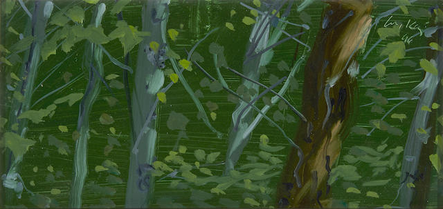 ALEX KATZ (b. 1927) Maine Woods, 1996