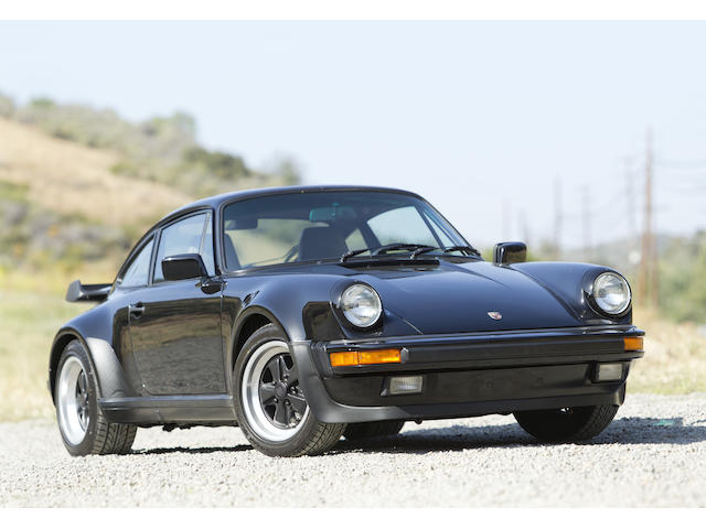 <b>1986 Porsche 930 Turbo Coupe</b>
