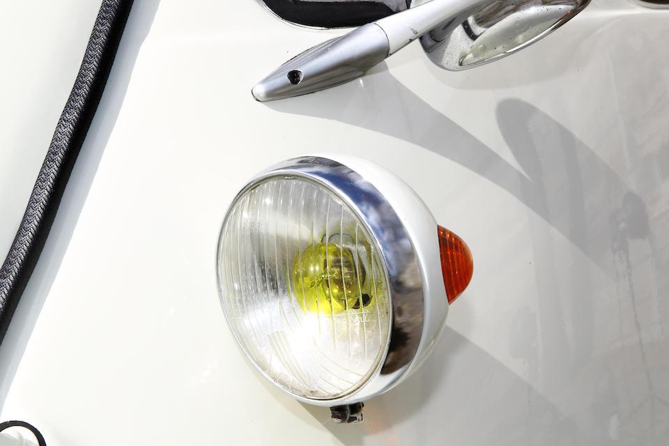 <b>1956 Velam Isetta  </b><br />Chassis no. 103372