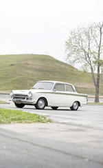 Offered from the Tony Hart Collection     ,1965 LOTUS CORTINA MK I  Chassis no. BA74EK59800