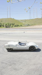 Offered from the Tony Hart CollectionThe ex-Curt Lincoln,1959 COOPER-CLIMAX MONACO T-49 MK I SPORTS RACER  Chassis no. CM-1-59 Engine no. 430/30/1164 (Originally FPF/430/15/1104)