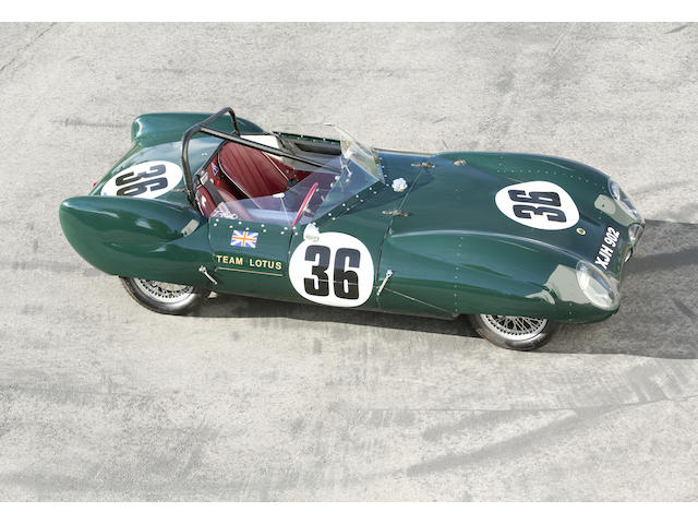 <i>Offered from the Tony Hart Collection</i><br /><b>1956 Lotus 11 Le Mans</b>