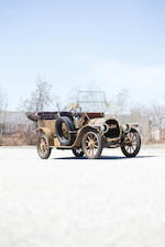 Ex-William Harrah,1910 POPE-HARTFORD MODEL T 40HP TOURER  Chassis no. 7037 Engine no. 7037