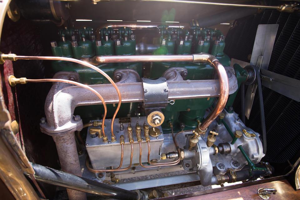 Ex-William Harrah,1910 POPE-HARTFORD MODEL T 40HP TOURER  Chassis no. 7037 Engine no. 7037