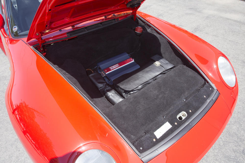 Offered from the Tony Hart Collection,1987 PORSCHE 959 KOMFORTVIN. WPOZZZ95ZHS900125  Engine no. 65H00117