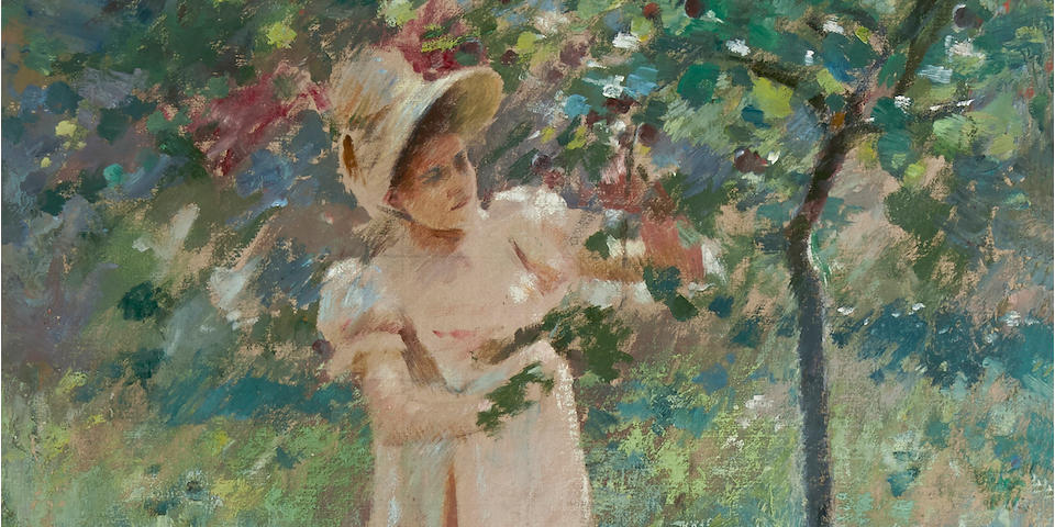 Magnificent Oils By Icons Of American Art On Offer At Bonhams