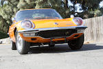 1968 Mazda 110S Cosmo Sport Coupe  Chassis no. L10A-10419 Engine no. 10A-1581