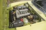 1973 ALFA ROMEO 2000 SPIDER VELOCE  Chassis no. AR3041888