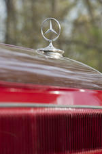 <b>1938 Mercedes-Benz 320 Long Wheelbase Kombination Roadster  </b><br />Chassis no. 408153 <br />Engine no. 408153