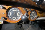 <b>1939 Delahaye 135M Competition Convertible Coupe  </b><br />Chassis no. 48700 <br />Engine no. 48700
