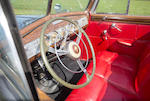 <b>1939 Packard Twelve 1708 Convertible Sedan  </b><br />Chassis no. 12532017 <br />Engine no. B602387