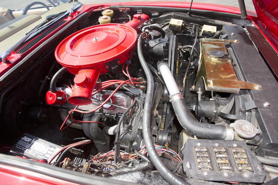 <b>1975 Jensen Interceptor III Convertible  </b><br />Chassis no. 23111623