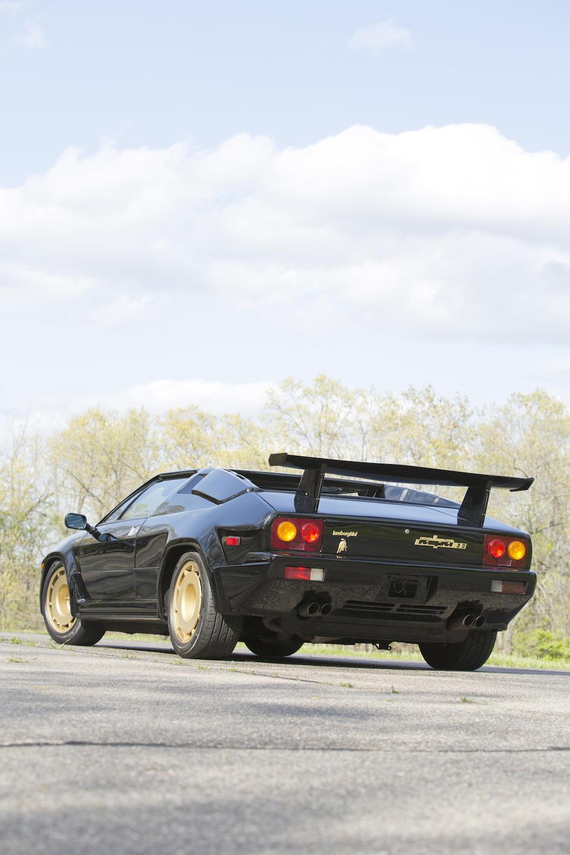 <b>1988 Lamborghini Jalpa 3.5 Targa  </b><br />VIN. ZA9JB00A4JLA12376