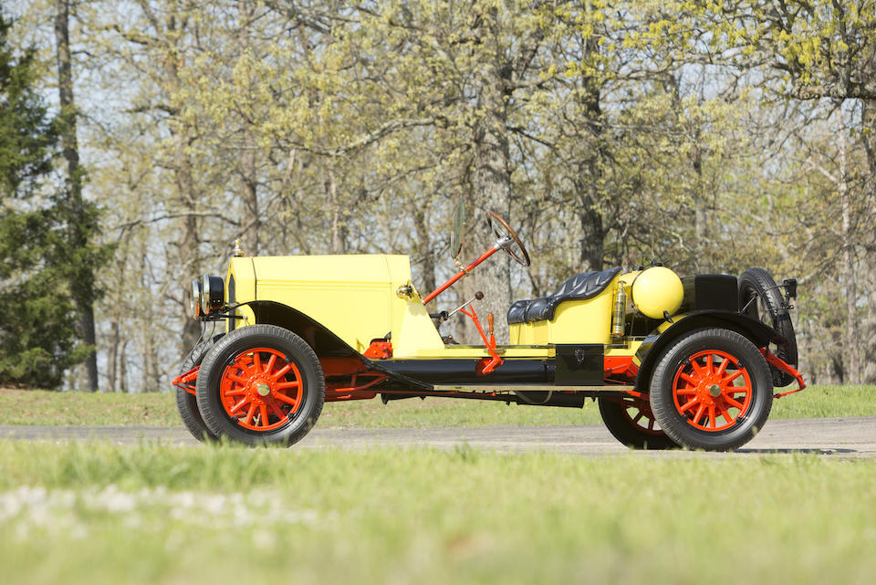 <b>1927 Falcon-Knight Model 10 Speedster  </b><br />Chassis no. 1914 <br />Engine no. 29056