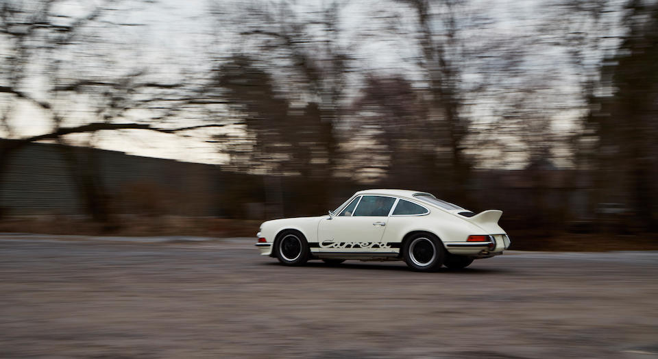 <b>1973 Porsche 911 RS 2.7 M472 Touring</b><br />Chassis no. 9113600463 <br />Engine no. 6630393
