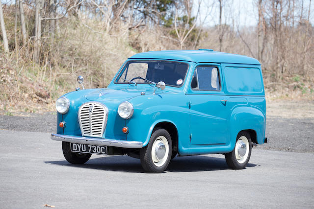 bonhams 1965 austin a35 van chassis no aav853922 engine. Black Bedroom Furniture Sets. Home Design Ideas