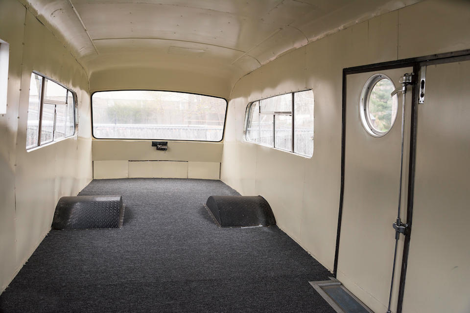 <b>1963 BMC Technical Support Vehicle  </b><br />Chassis no. 144972