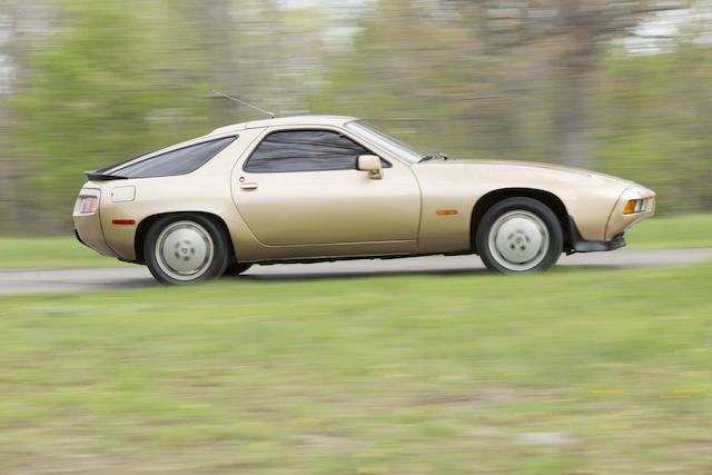 <b>1979 Porsche 928 Coupe  </b><br />Chassis no. 9289101276