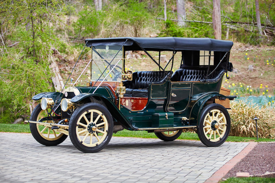 <b>1910 Chalmers-Detroit Model K '30' Touring Car  </b><br />Chassis no. 15980