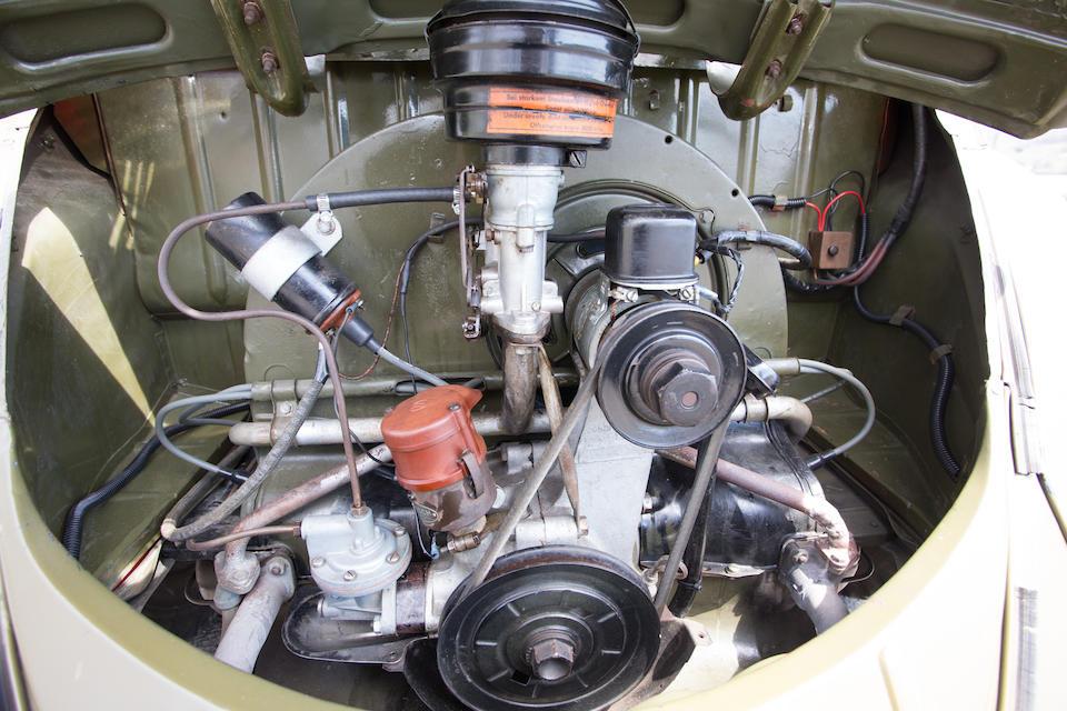 Bonhams : 1946 Volkswagen Type 11