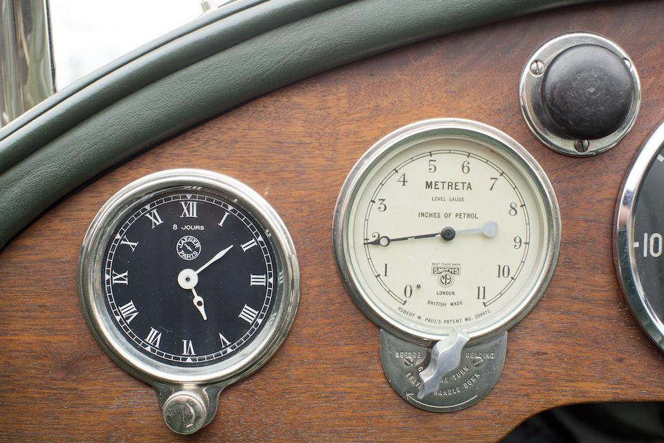 1923 BENTLEY  3 LITER SPEED MODEL FOUR SEATER TOURER  Chassis no. 409 Engine no. SE12Former UK Registration no. XP 8058