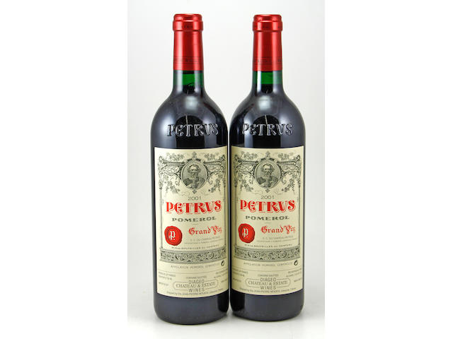 Château Pétrus 2001 (12)