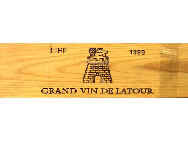 Château Latour 1990 (1 imp)