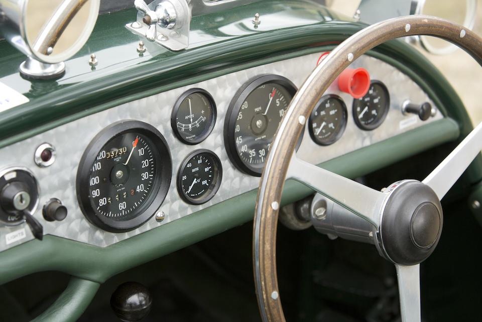 1953/1970s FRAZER NASH LE MANS 'REPLICA' REPLICA  Chassis no. 400/1/566 Engine no. 100D/4201