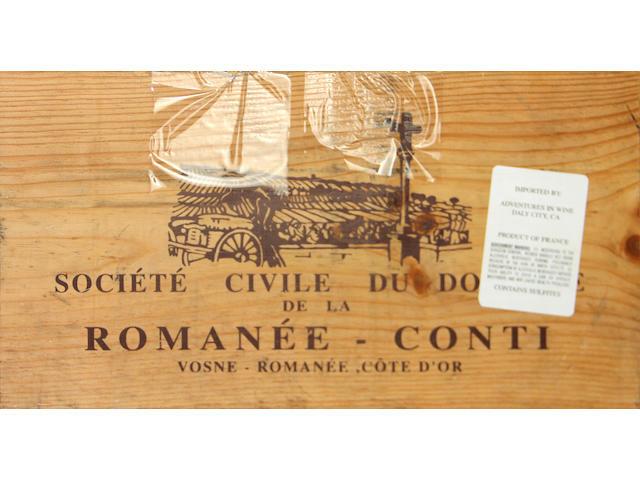 Domaine de la Romanée-Conti Assortment 1996 (12)